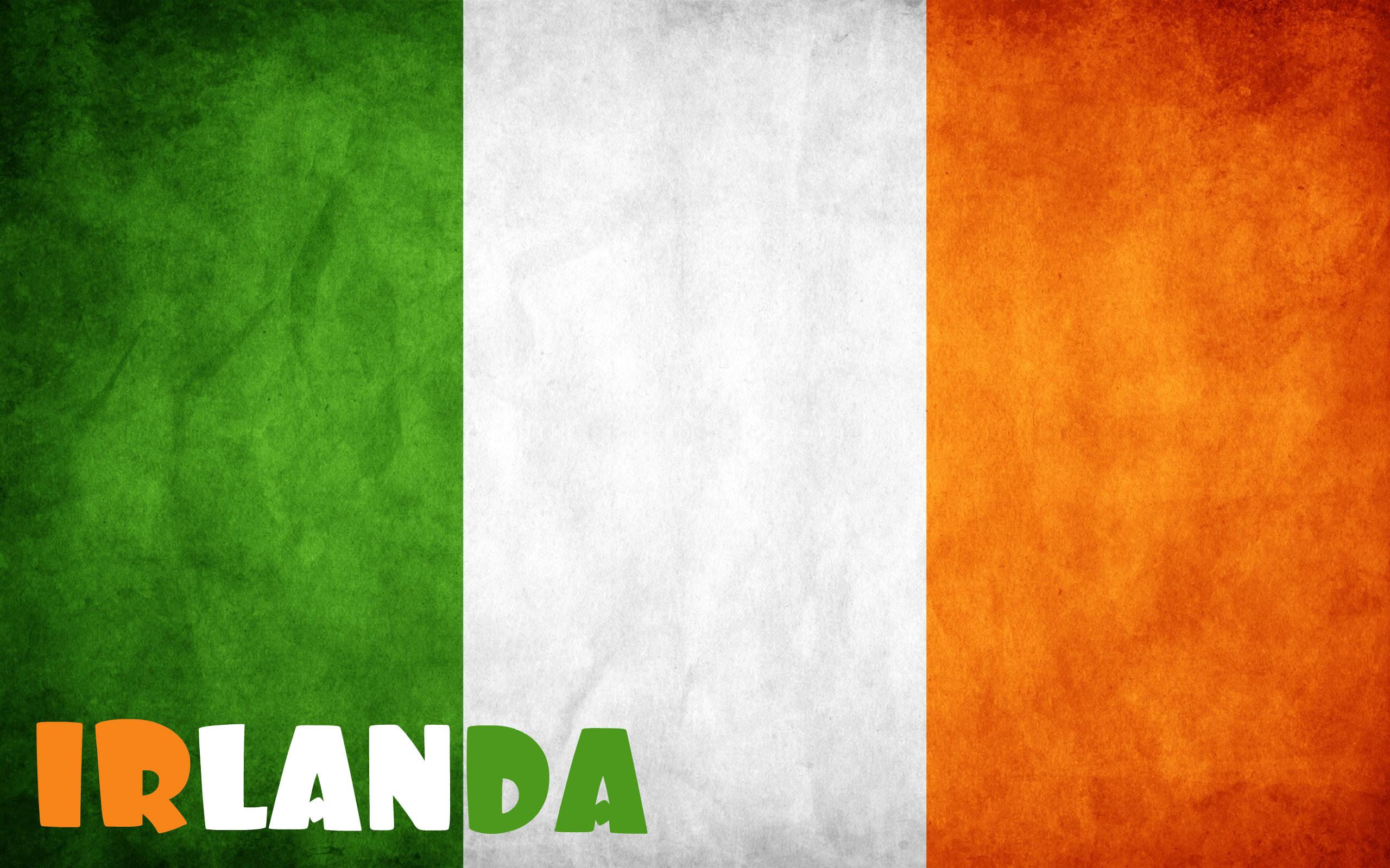 Irlanda Logo